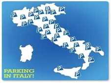 Italy parking
