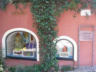 Hermes shop Italy