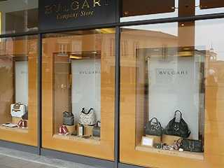 Bulgari Outlet italien