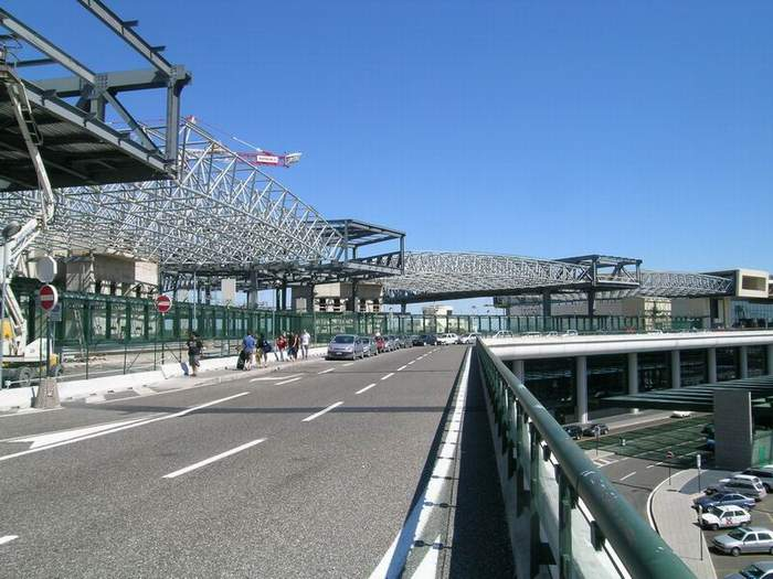 Malpensa parking