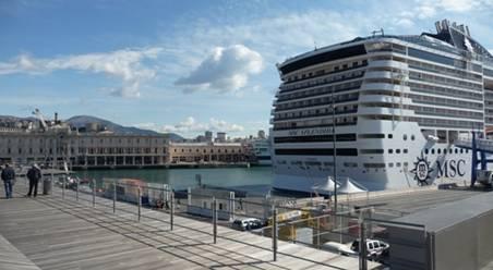 Port civitavecchia parking car park garage - Port of civitavecchia cruise terminal ...